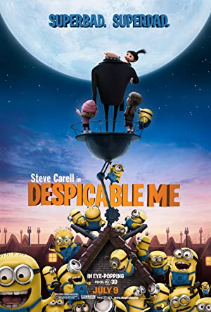 Despicable Me Download | Despicable Me Dvd