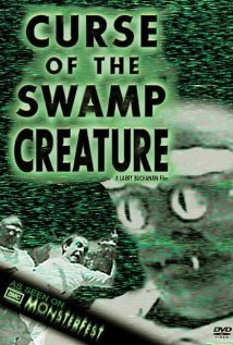 Curse of the Swamp Creature 1966