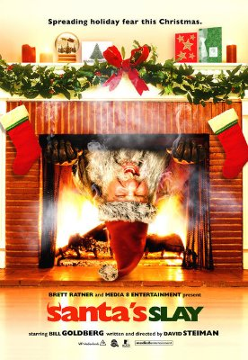 Download Santa's Slay Movie | Download Santa's Slay